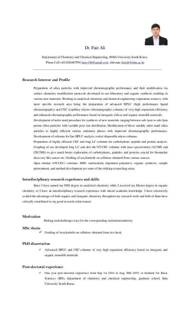 cv audit model