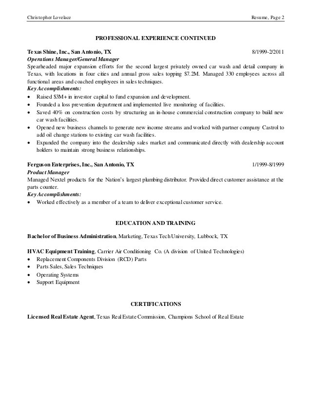 Famous Auto Detailer Resume Ensign - Professional Resume Examples
