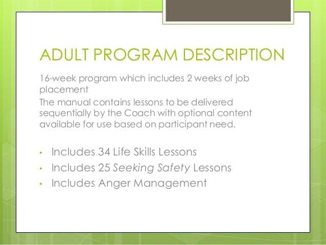 wellness coach job description