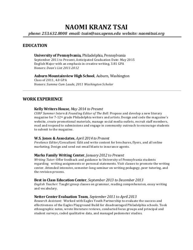 kumon resume - Towerssconstruction