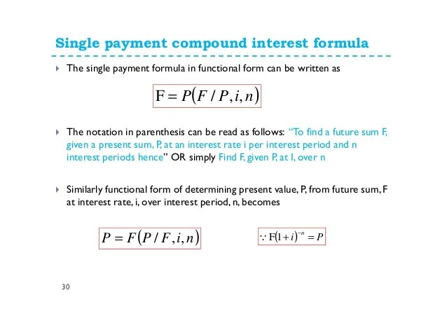 interest payment formula - Pinarkubkireklamowe