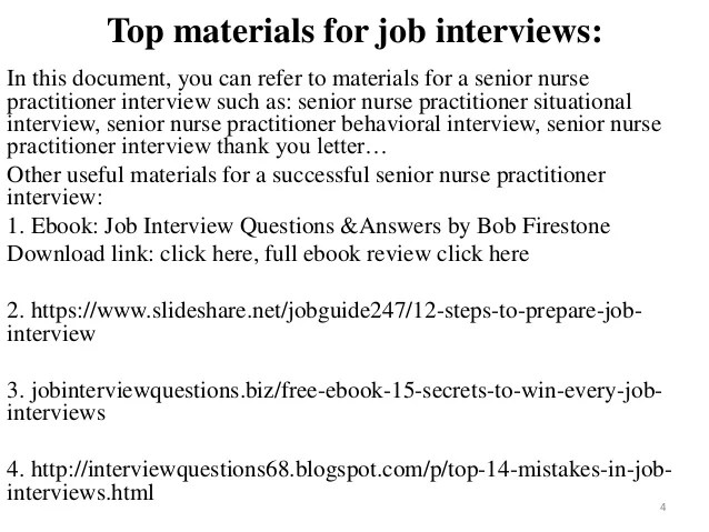 situational interview questions and answers for nurses - Baskanidai