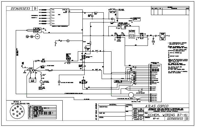 atlas copco wiring diagram