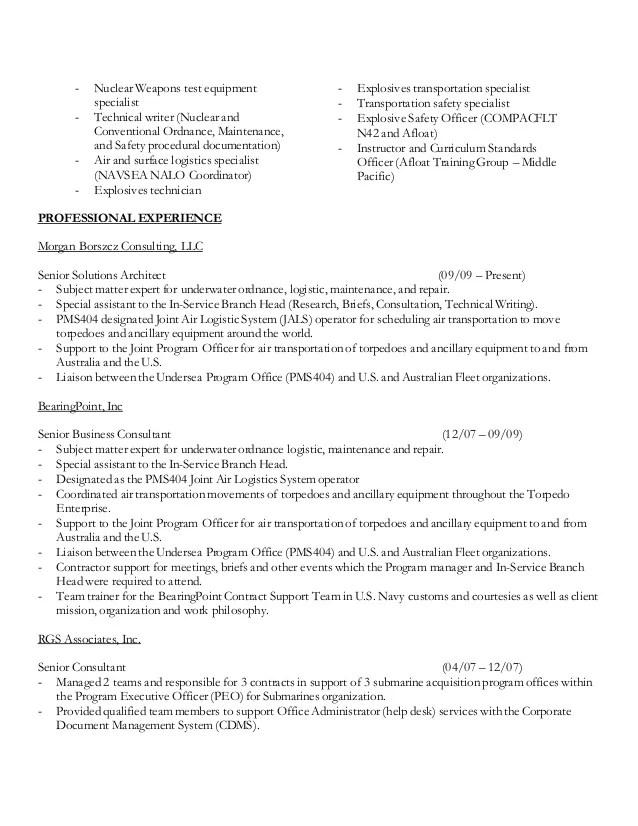 navy master training specialist resume resume outline free