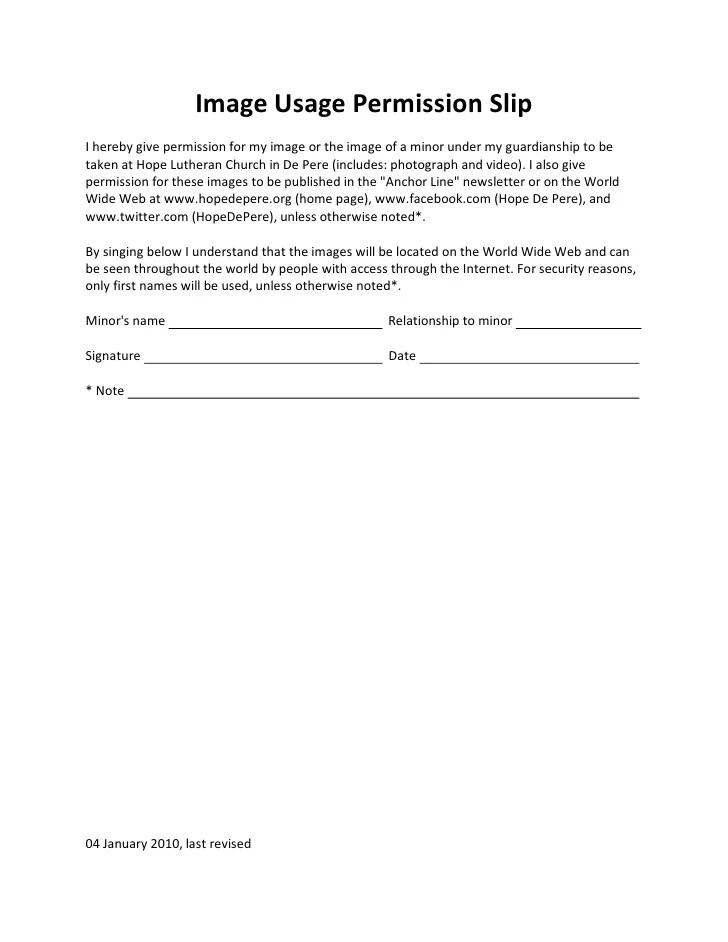 field trip permission slip form - Hizlirapidlaunch