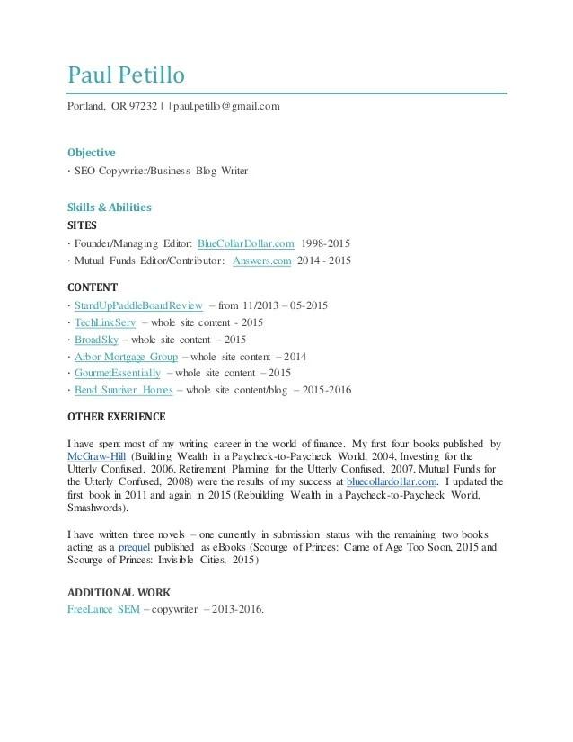 Lovely Interactive Copywriter Cover Letter Cvresumeunicloudpl