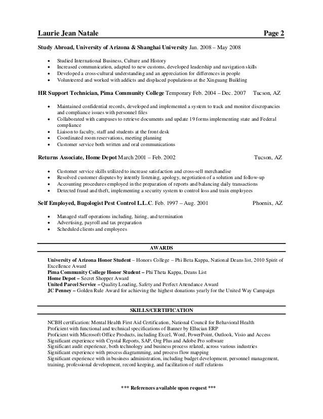 Study Abroad Advisor Sample Resume Professional Study Abroad