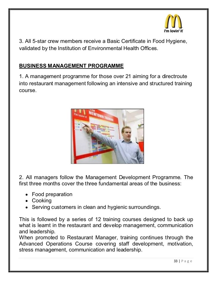 mcdonalds crew member job description - Kordurmoorddiner