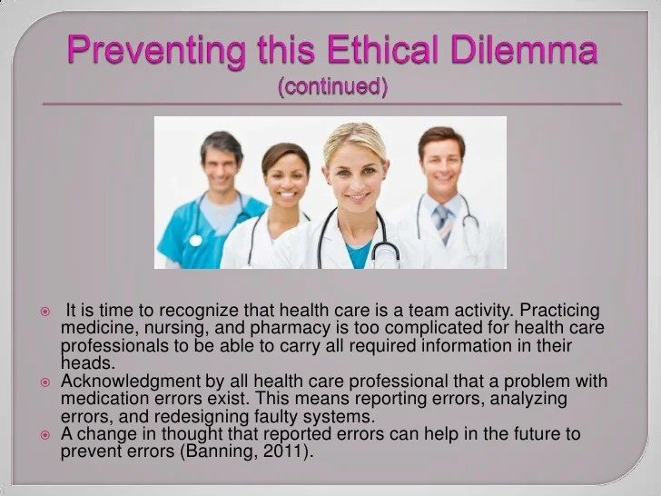 ethical dilemma for mental health professionals essay