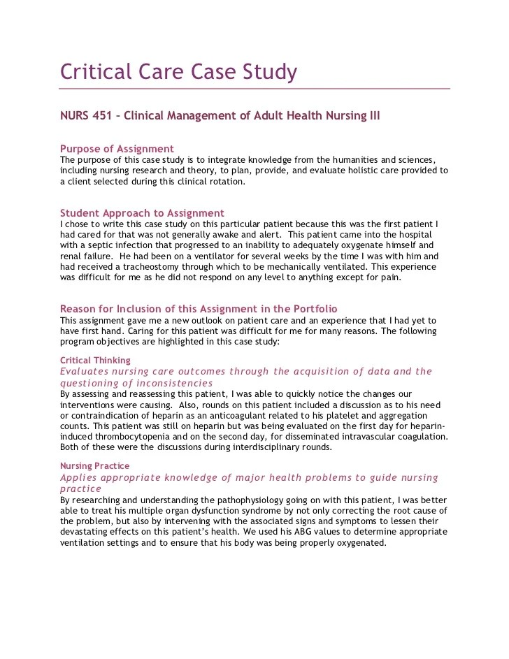 clinical nursing manager essay The tension inherent between clinical and administrative discourses is evidenced in the findings from the evaluation of clinical directorate structures in australian hospitals, with close to two thirds of medical and nursing staff surveyed reporting the primary outcome of such structures was increased organizational politics 48 at the same.