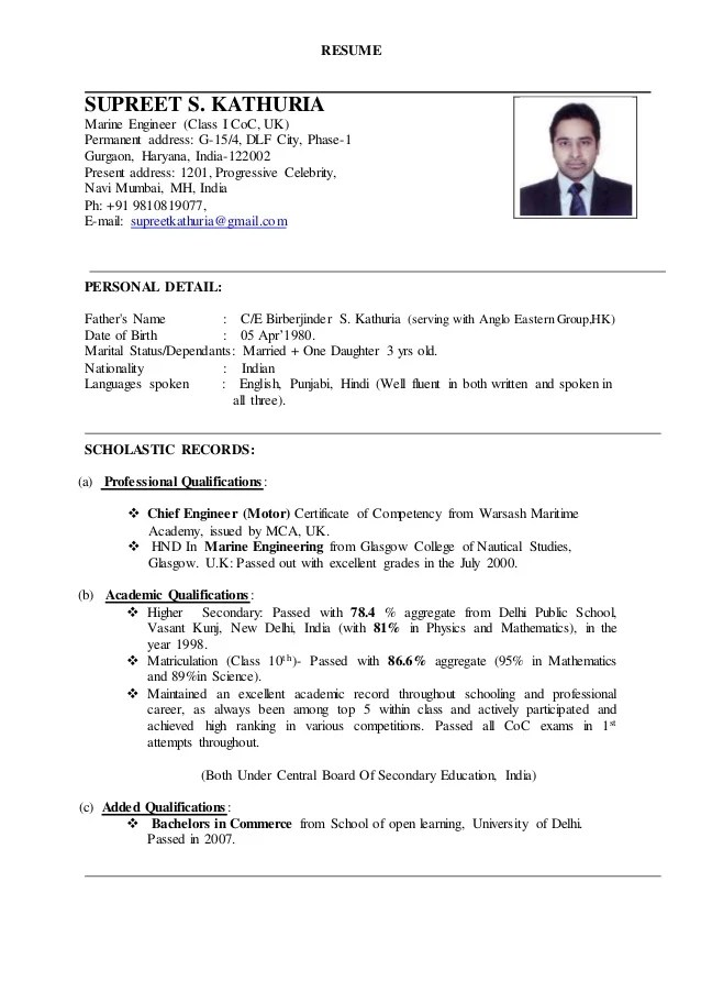 printing resume from linkedin