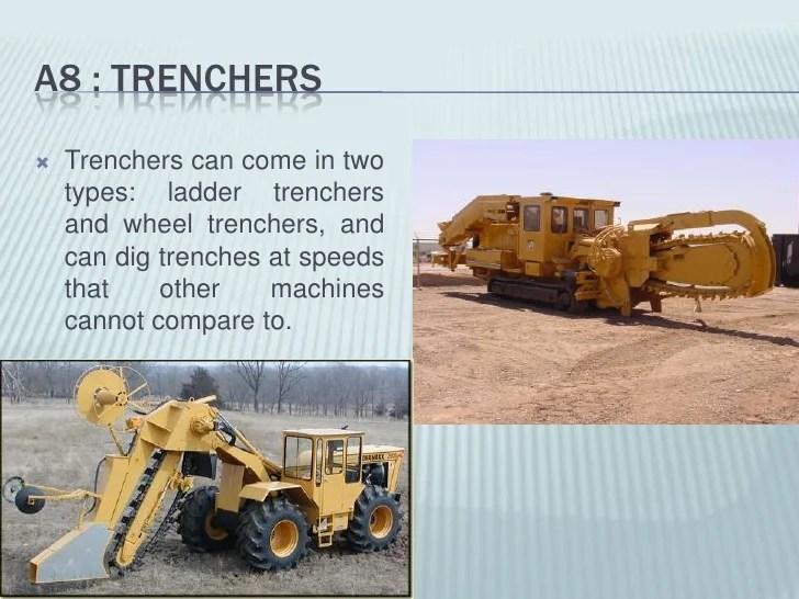 5 Construction Equipment Building Construction