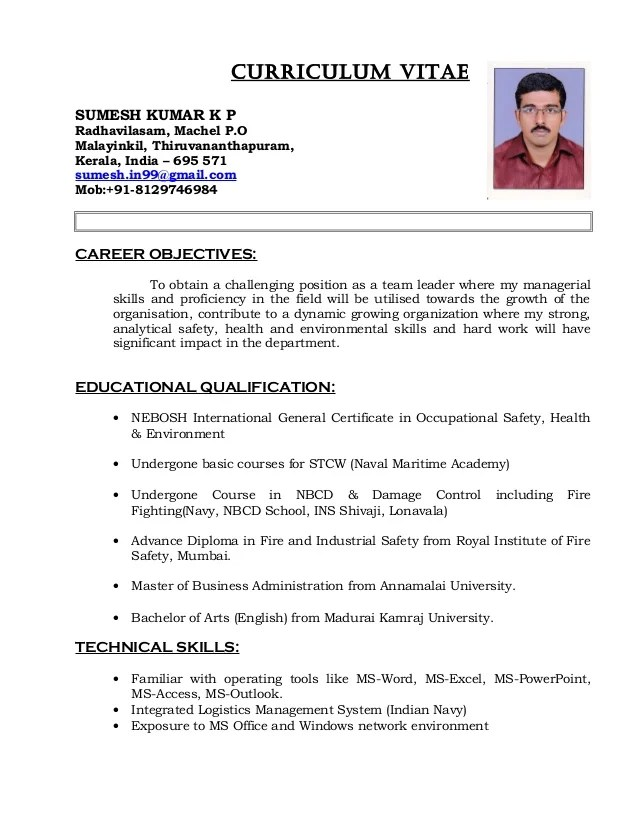 fire safety officer resume - Alannoscrapleftbehind