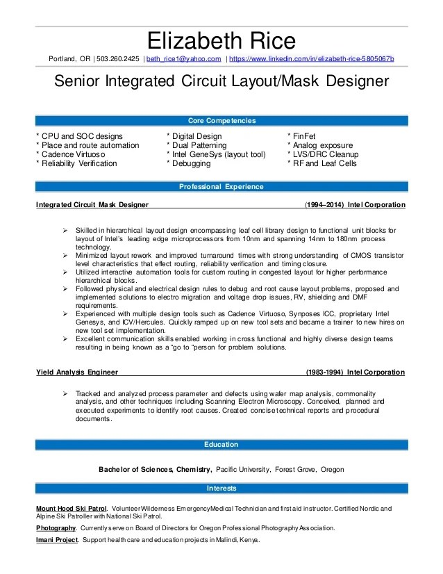 how to layout a resumes - Minimfagency