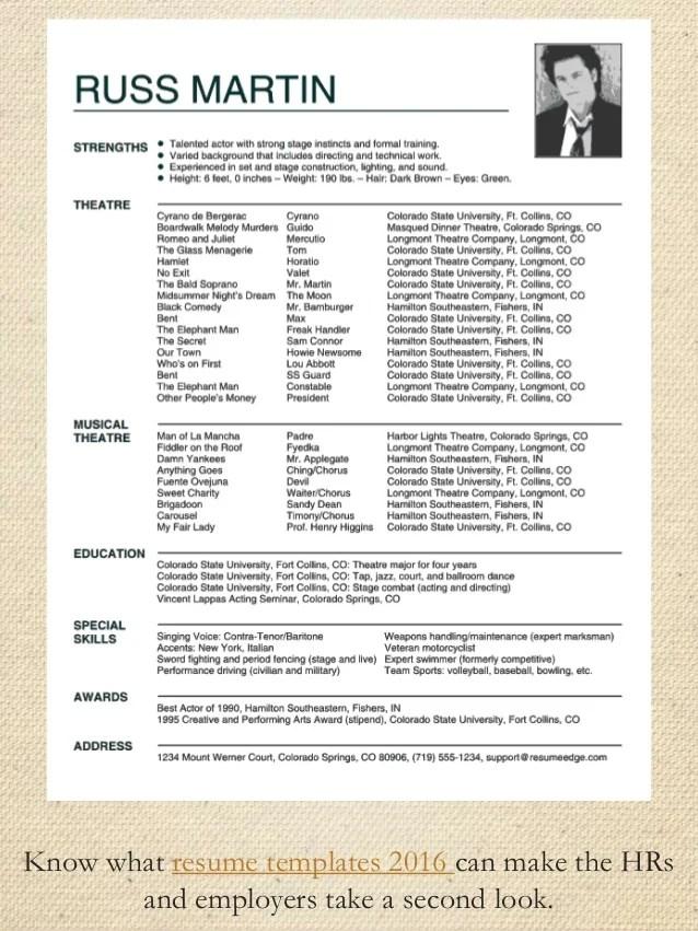 50 resume samples