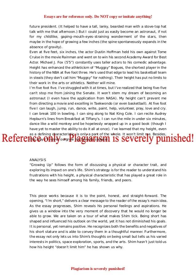 Harvard college essays that worked