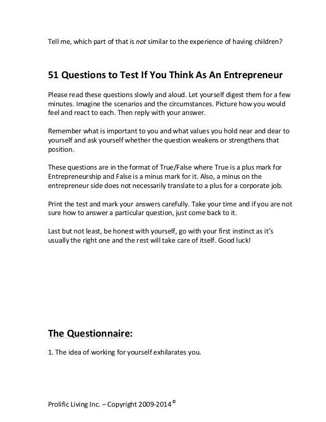 questions you would ask an entrepreneur - Romeolandinez - questions to ask entrepreneurs