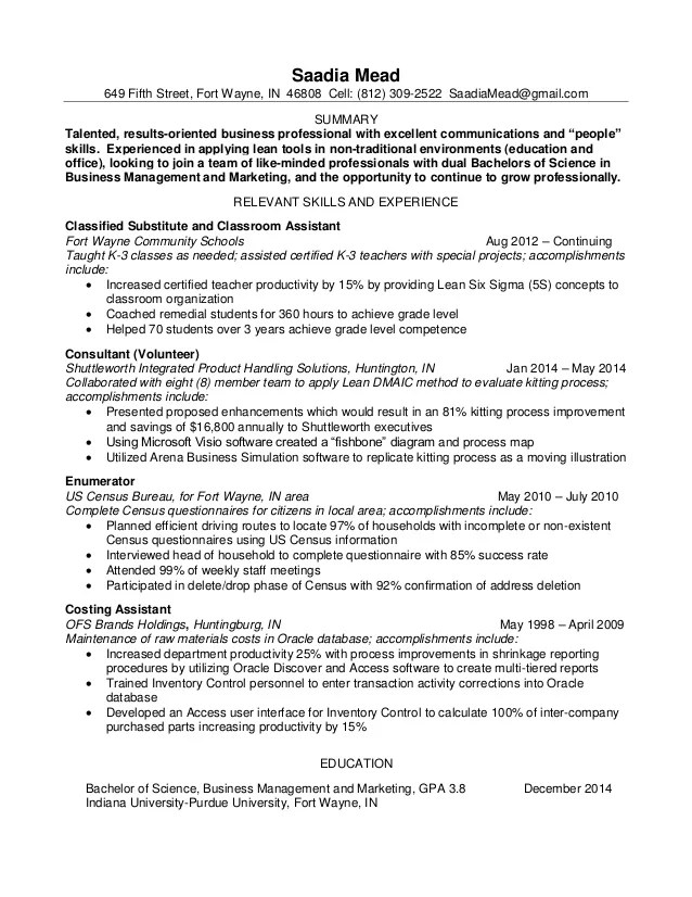Six Sigma Black Belt Resume Examples - Examples of Resumes