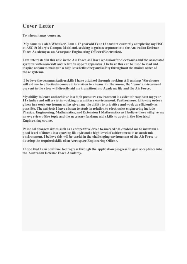 cover letter aerospace engineer - Romeolandinez - aerospace engineering resume