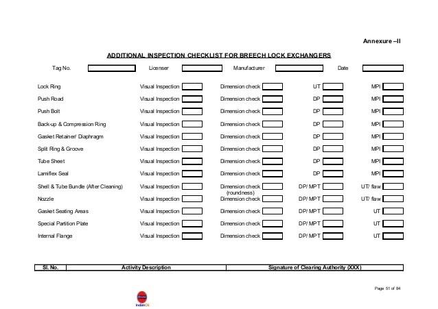 401k Plan Design Checklist Heat Exchanger Manual