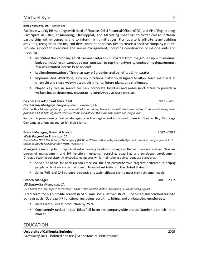 Resume Of Operations Manager - nmdnconference - Example Resume - operations director cv