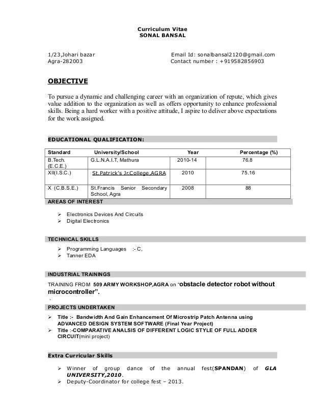 resume made easy - Romeolandinez