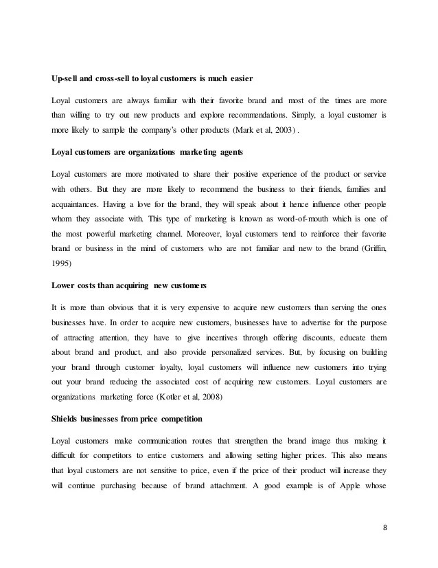loyalty essay - Goalgoodwinmetals