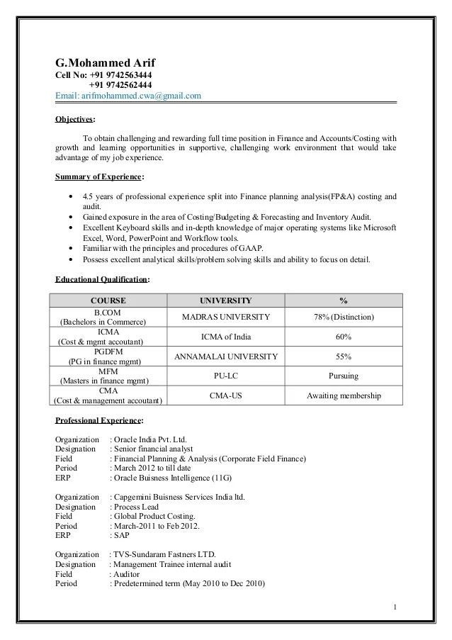 best linux administrator resume 1 year experience photos simple