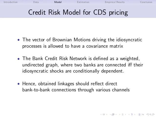 Credit Risk Reduced Form Model | Kronos Administrator Resume
