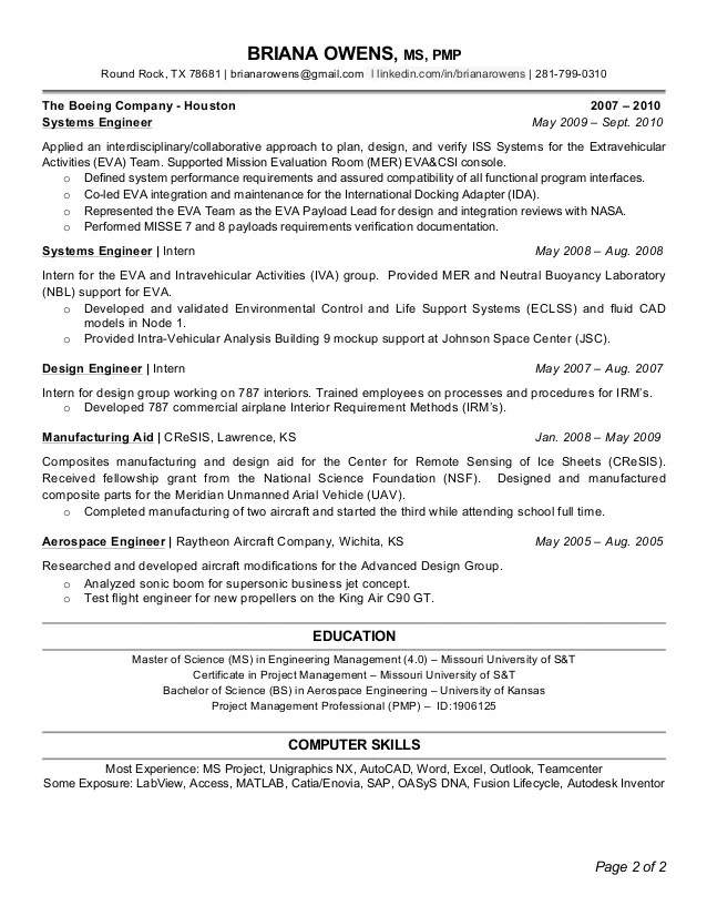 Composite Design Engineer Sample Resume. drafting resume examples ...