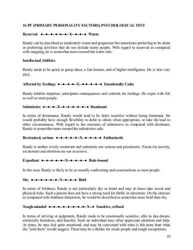 Sample Career Assessment Free Sample Career Assessment Survey