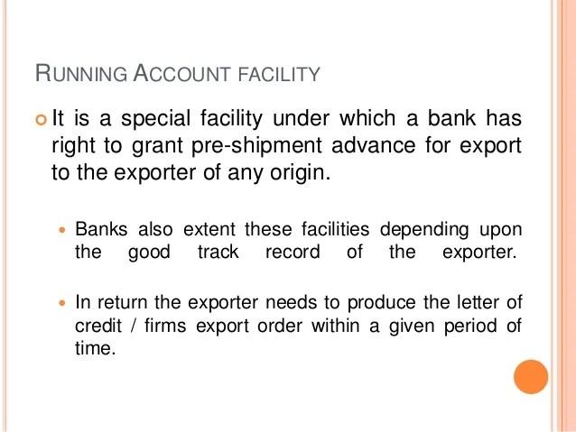 Clearance Procedure Dovgovin Methods Of Financing