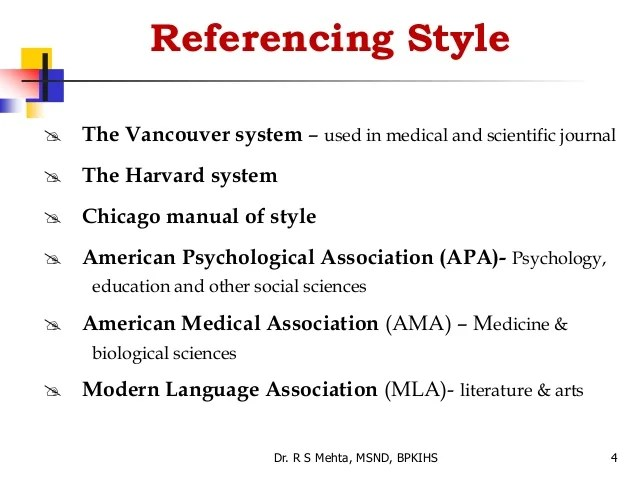 Reference Format Harvard System Harvard Reference Generator Tool Harvardapa Referencing 6 Referencing Styles