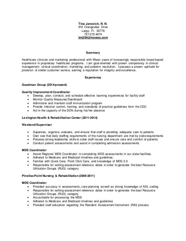 rehab nurse resumes - Onwebioinnovate - rehab nurse resume