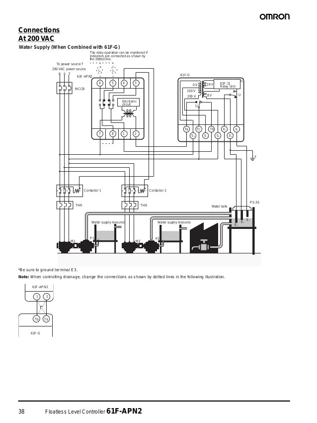 wiring diagram floatless level switch