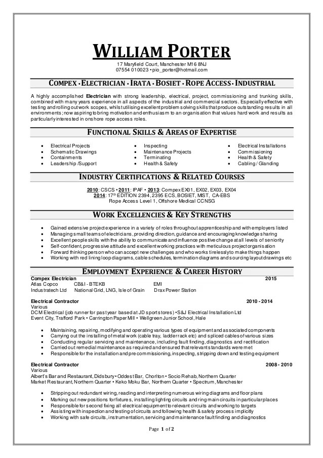 Kitchen Porter Sample Resume Kitchen Porter Cv Sample Myperfectcv - bar porter sample resume