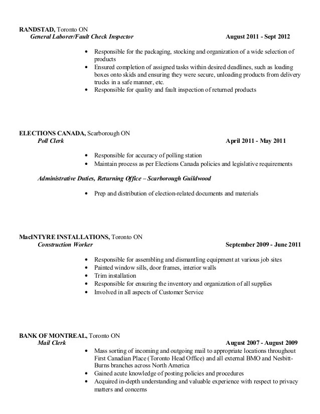 copy of a good resume - Onwebioinnovate - copies of resumes