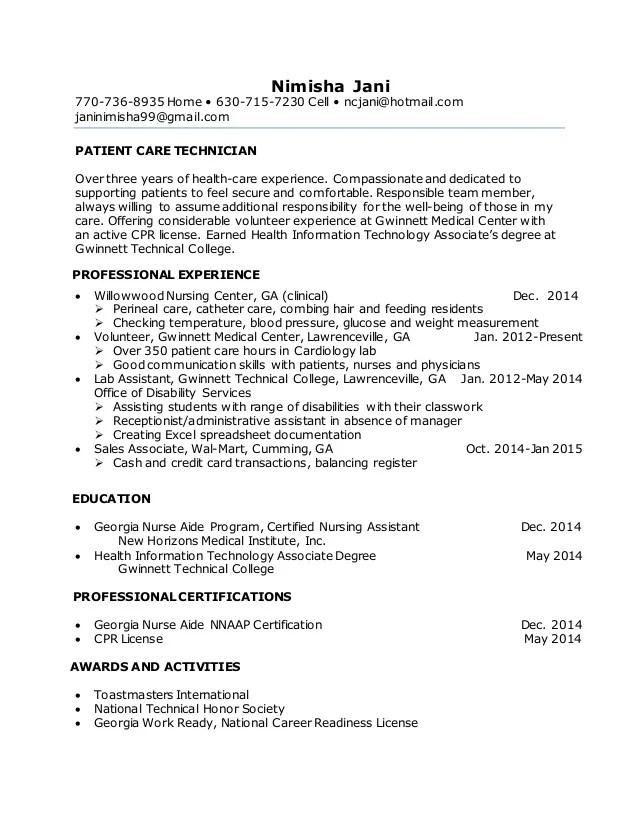 conversion tech resume example