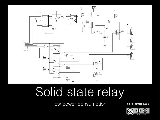 solid state relay variable