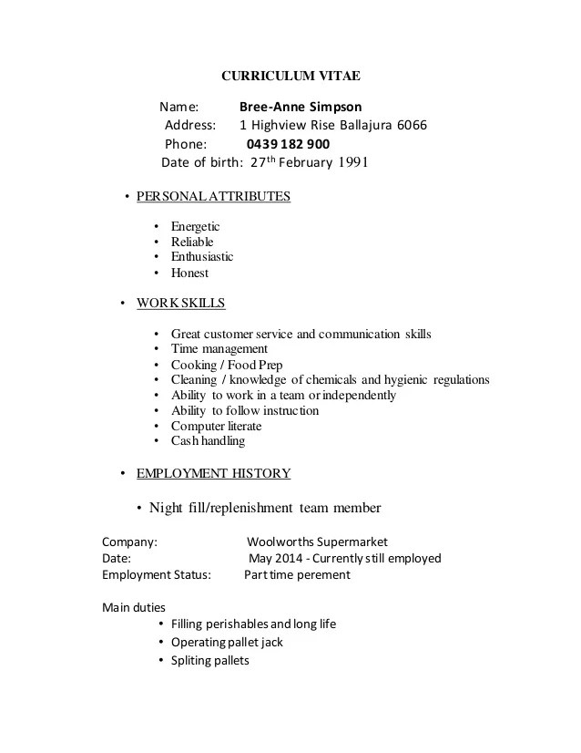 michigan tech electrical engineering sample resume