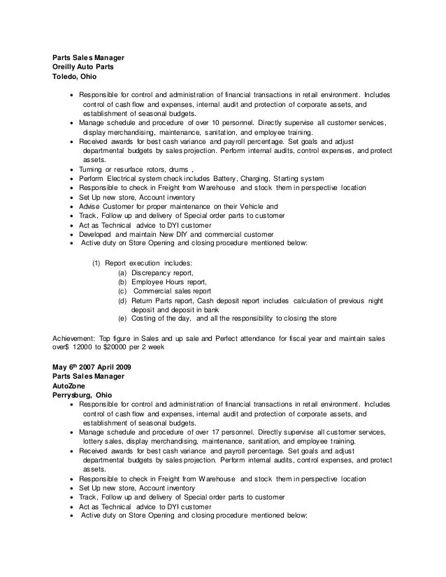 resume services toledo ohio