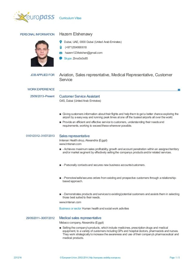 dubai resume format - Onwebioinnovate - format in writing a resume