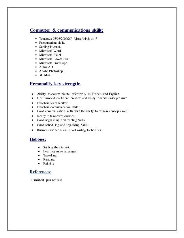 niveau word power point excel cv