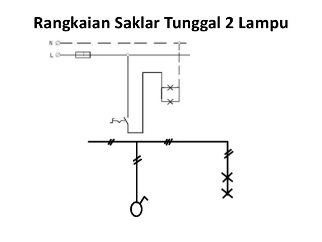 Wiring Diagram Lampu Auto Electrical Wiring Diagram