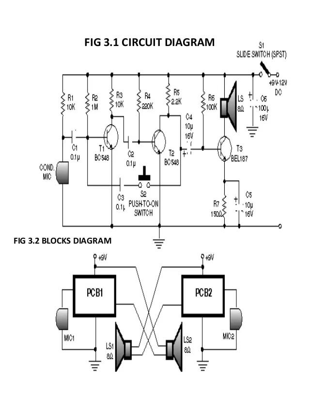 telex intercom wiring diagram