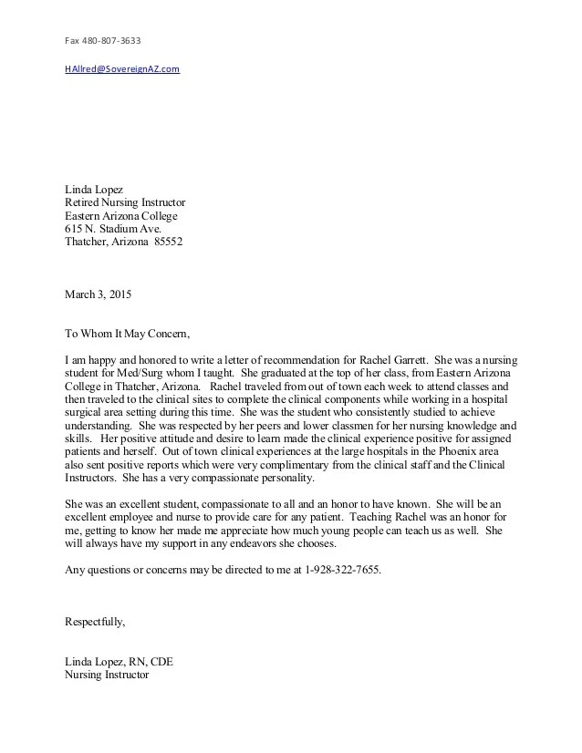 Letters Of Recommendation March Resume And Letter Of Recommendation
