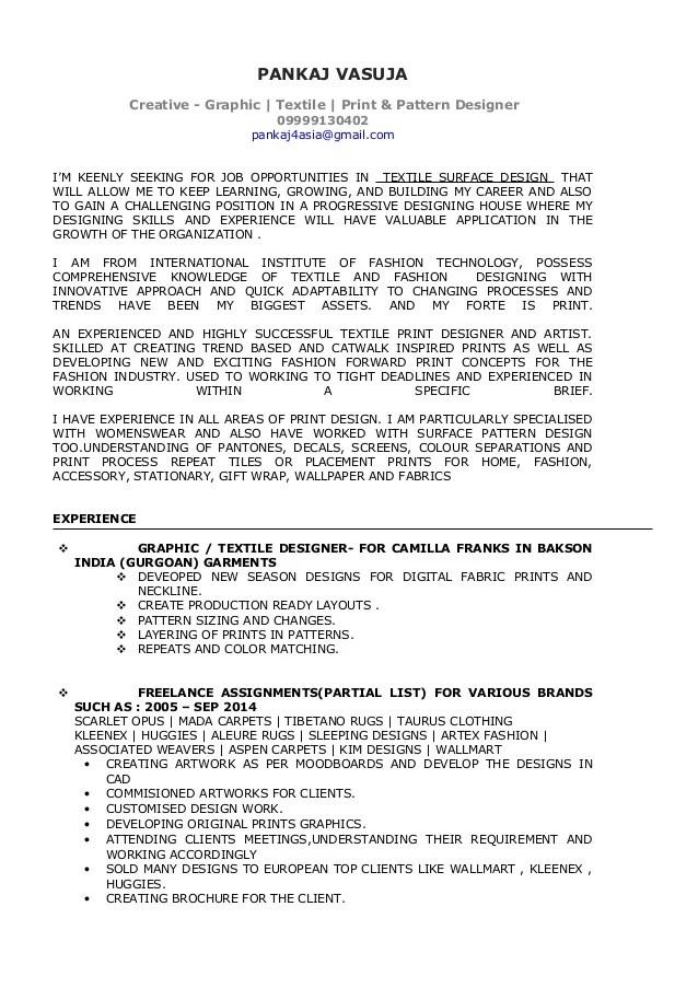 designing a resume - Pinarkubkireklamowe