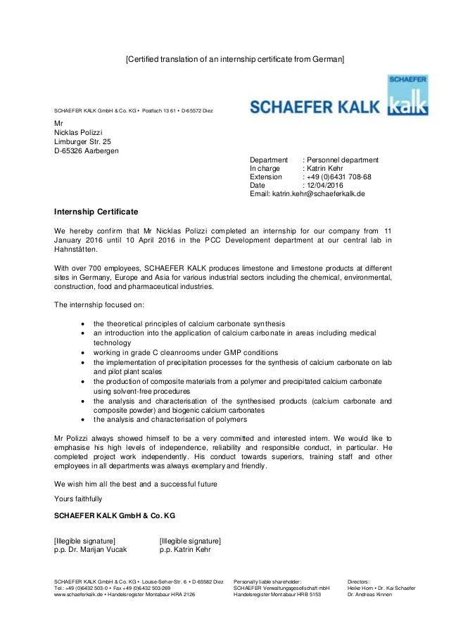cover letter in german cover letter cover letter in german template resumecv and cover samples employment - Cover Letters For Chefs