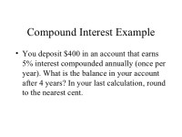 Word Problems Of Compound Interest Viii. Worksheets ...