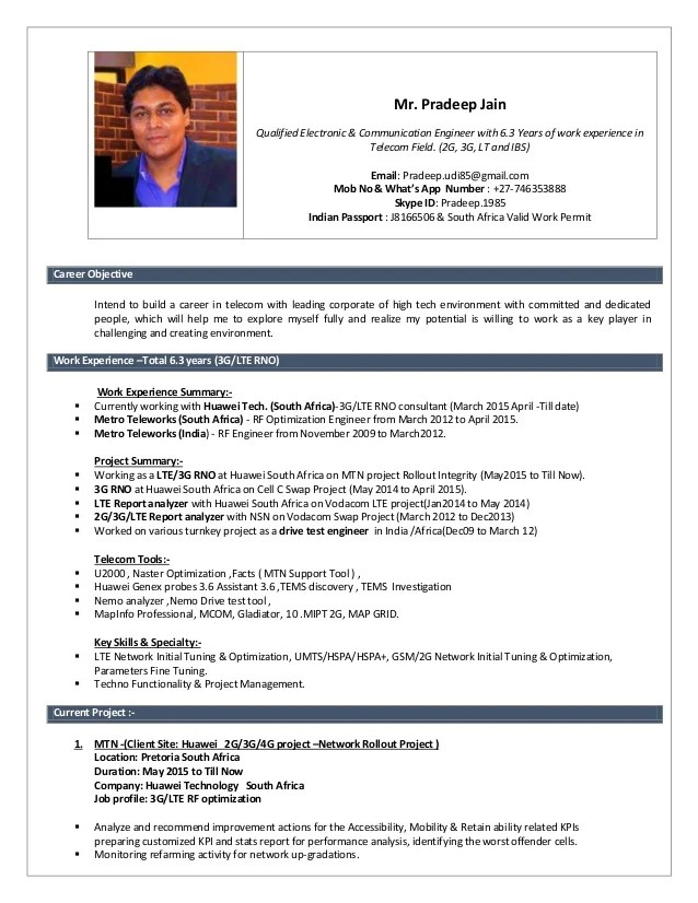 Resume For Student Engineer Professional resumes example online